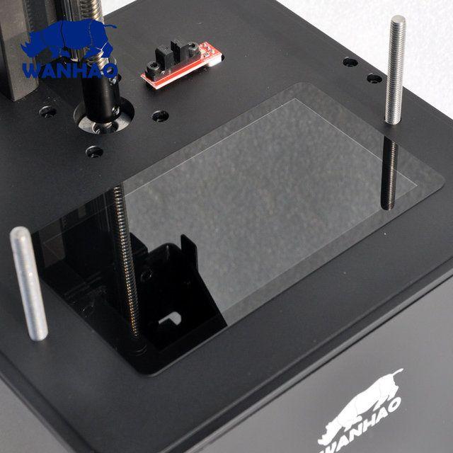 рабочая поверхность принтера Duplicator 7 Plus