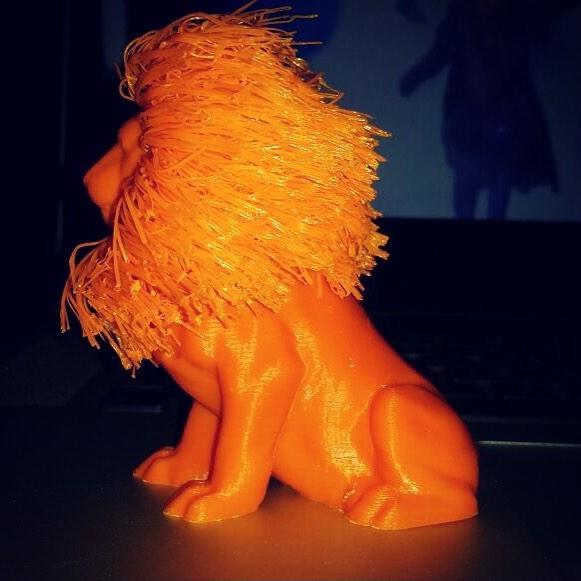 изделие 3D принтера Wanhao Duplicator 6 Plus (D6 Plus) в корпусе
