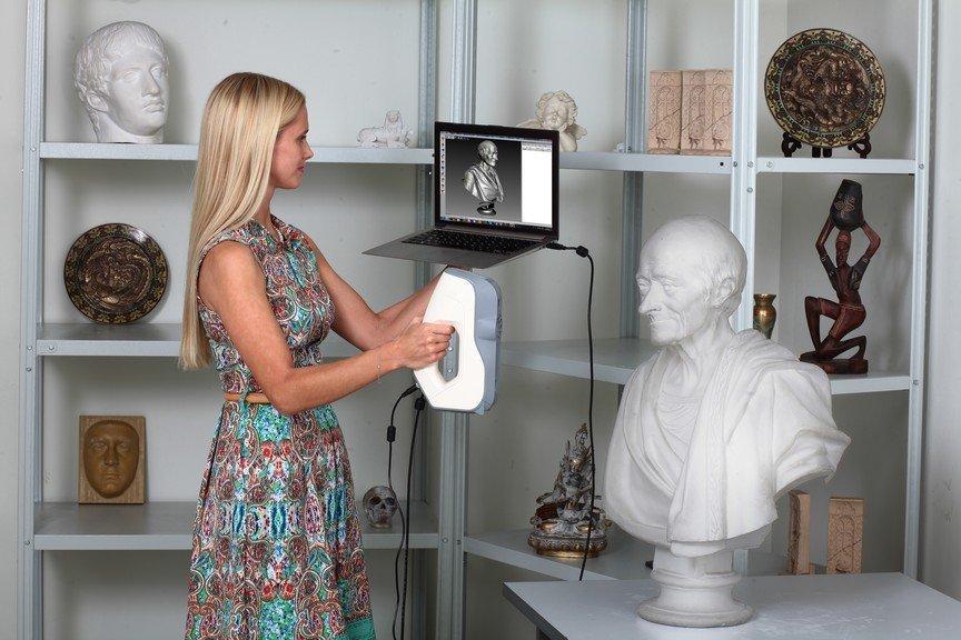 3D сканер Artec купить