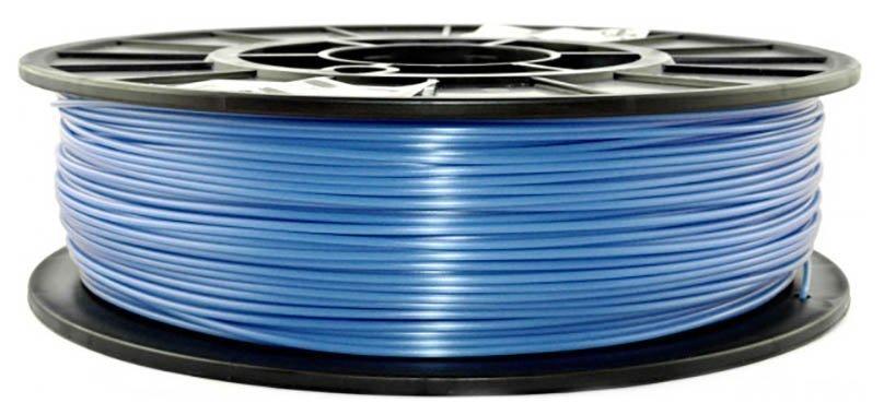 PETG пластик Bestfilament 1,75 мм флуоресцентный голубой
