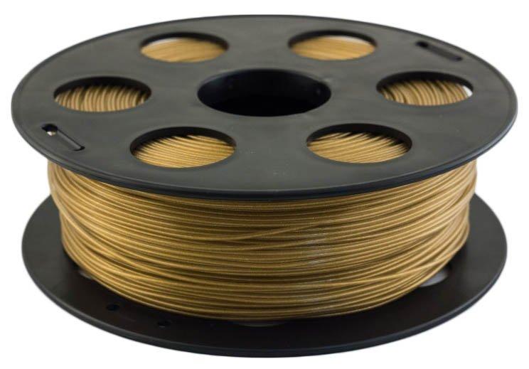PETG пластик Bestfilament 1,75 мм золотистый
