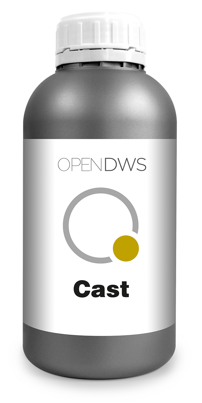 Фотополимер Open DWS Cast