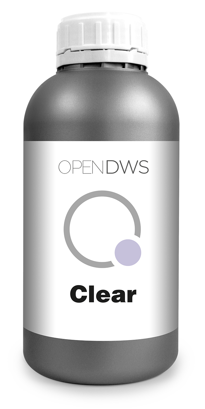 Фотополимер Open DWS Clear