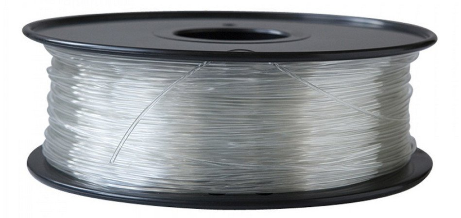 PETG пластик FL-33 1,75 натуральный 1кг