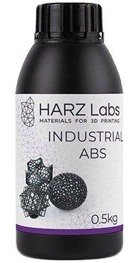 Industrial ABS Black, 0,5 кг
