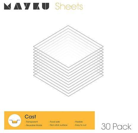 Набор листового материапла Mayku Cast Sheets