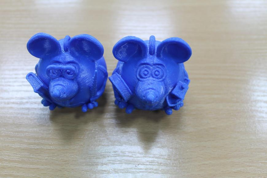 Пластик SolidFilament ABS blue-1