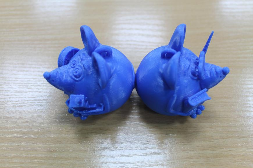Пластик SolidFilament ABS blue-2