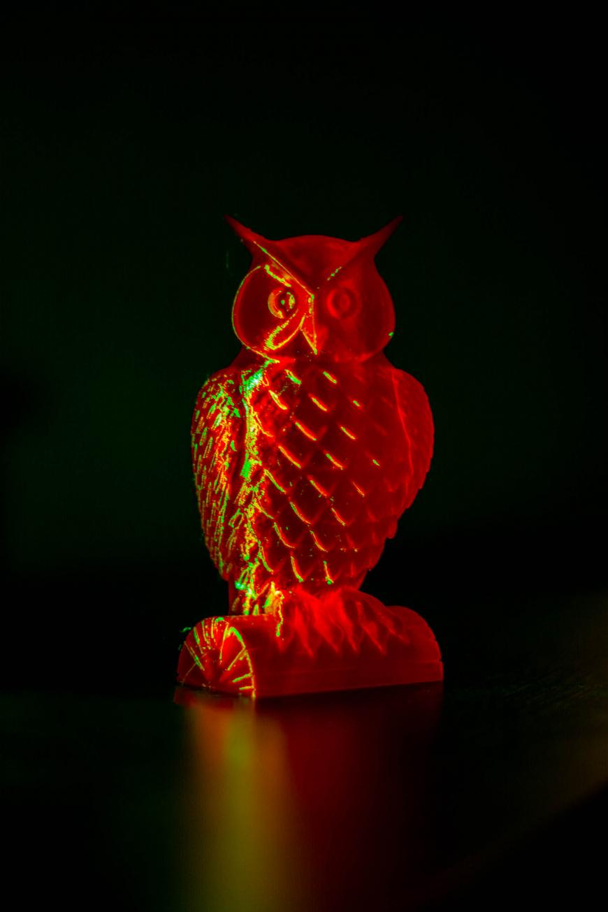 Пластик SolidFilament PETG red-4