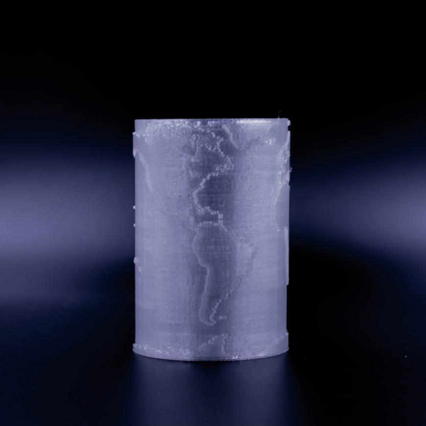 Пластик SolidFilament PETG transparent-1