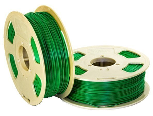 PLA пластик GeekFillament U3Print 1,75 Just Green 1 кг