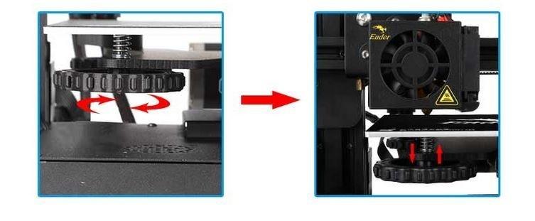 3D принтер Creality Ender-3 (KIT набор)