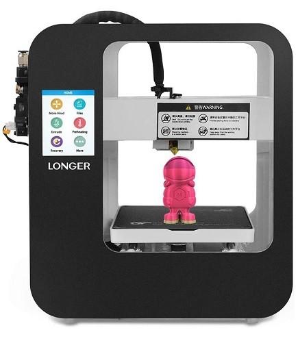 3D принтер Longer Cube 2