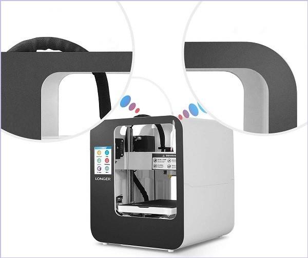 Эргономика 3D принтера Longer Cube 2
