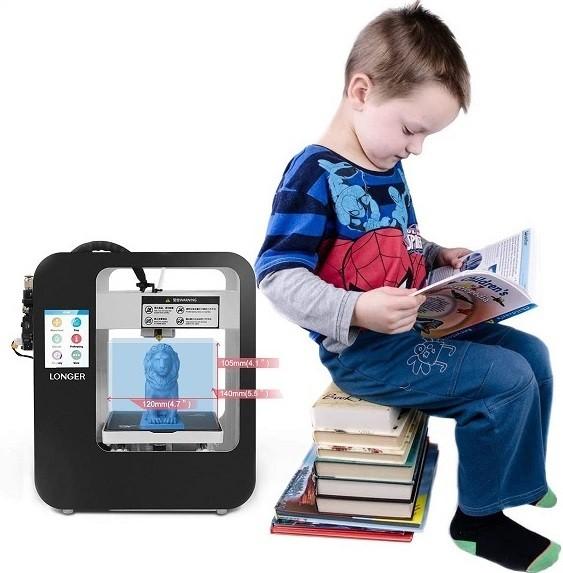 3D принтер Longer Cube 2 для образования