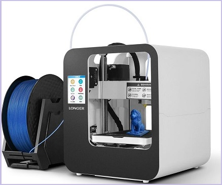 Филамент для 3D принтера Longer Cube 2