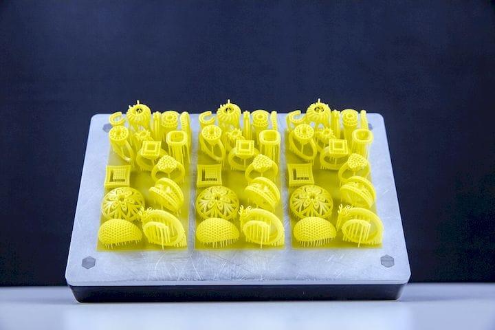 изделие 3D принтера Uniz SLASH 2