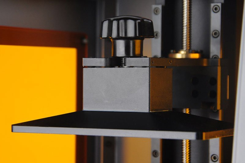 калибровка у 3D принтера Wanhao GADOSO REVOLUTION 1