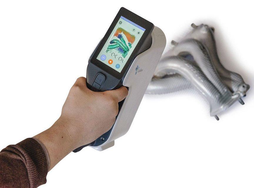 3D сканер Calibry применение