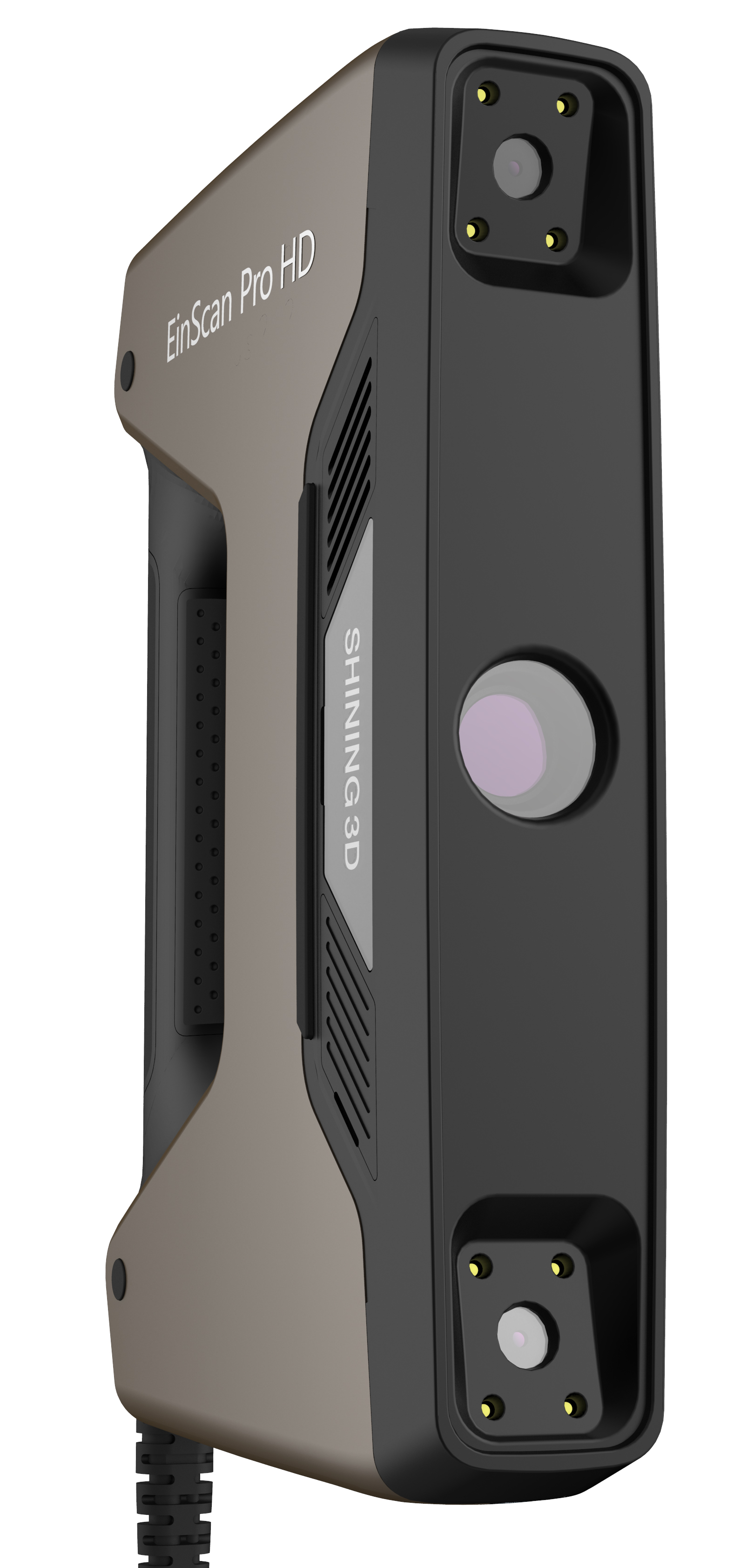 3D сканер Einscan Pro HD с Solid Edge