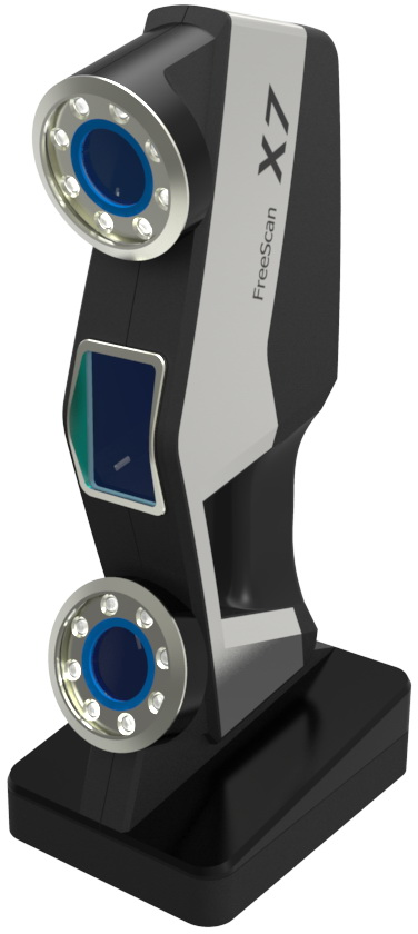 3D сканер Shining 3D FreeScan X5
