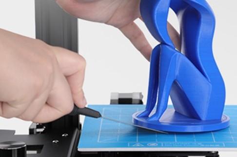 Образцы изделий 3D принтера Wanhao Duplicator D12/300